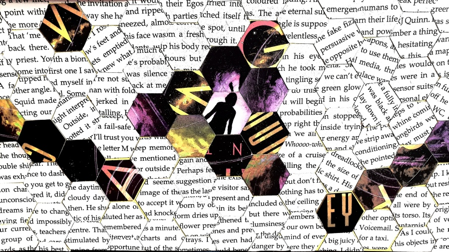 Cut-up Sequence #2: Remixing Mind [The LetterM]